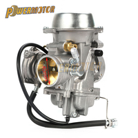 Motorcycle PD40J 40mm Carburetor 4 Stroke Vacuum Carburetor Case Carb For POLARIS SCRAMBLER 500 4X4 SPORTSMAN 500 Worke ATV Quad