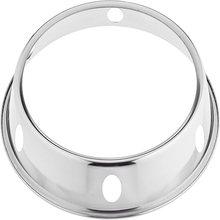 Wok-Soporte Universal para sartenes de acero inoxidable, redondo metálico, tamaño Universal, 28 CM