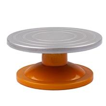 Керамическая машинка, поставка 12-дюймового диаметра, Скульптурное колесо, мини Глиняное производство, керамическое колесо, поворотный круг...