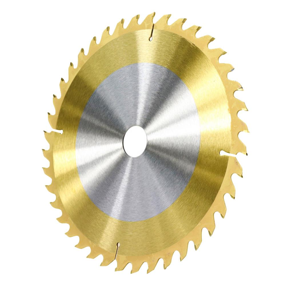 40 Teeth Woodworking Grinder Wheel Circular Saw Blade For Woodworking Cutting Suitable For Non-Ferrous Metals Wood