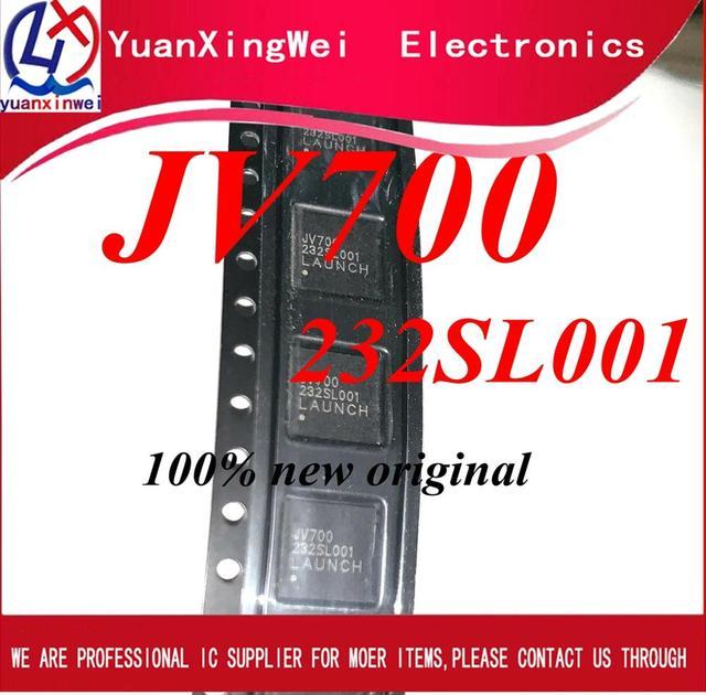 Free freight 10PCS/LOT JV700 232sl001 QFN in stock ic