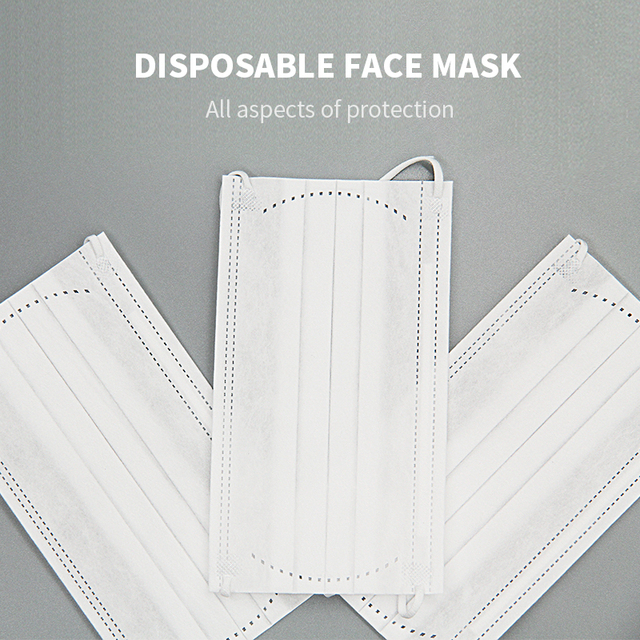 50PCS Mouth Mask Men Women Cotton Anti Dust Mask Mouth Mask Windproof Mouth-muffle Bacteria Proof Flu Face Masks In Stock 4