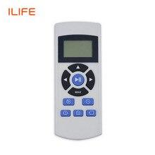 ILIFE A6 รีโมทคอนโทรล IR สำหรับเครื่องดูดฝุ่นหุ่นยนต์
