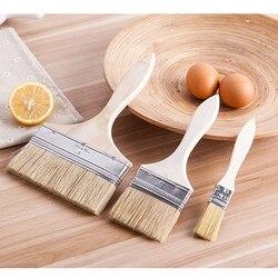 1 pièces badigeonner brosse à pâtisserie brosses à huile pour gâteau pain beurre outils de cuisson sécurité BBQ barbecue brosse