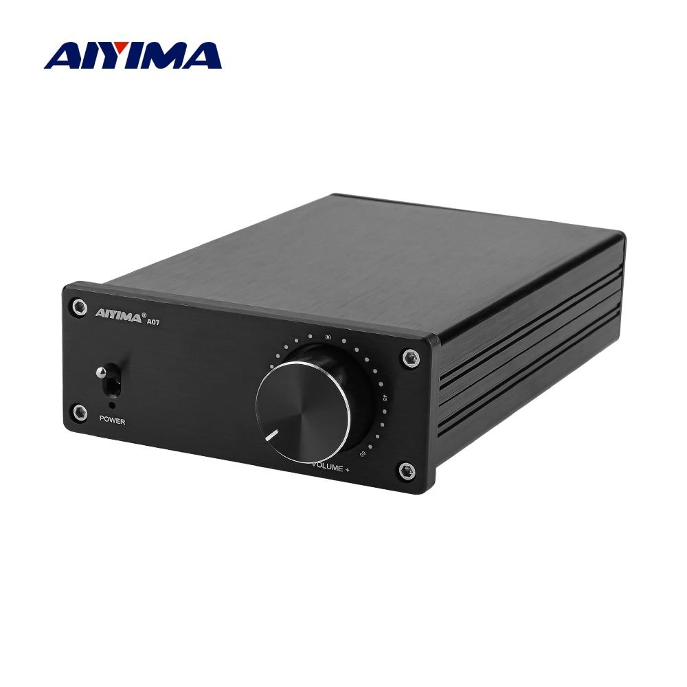 AIYIMA TPA3255 Power Amplifier 300Wx2 Class D Stereo Digital Audio Amp HiFi 2.0 Sound Amplifier Speaker Home Theater DIY
