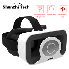 VR Headset Virtual Reality Headset 3D Glasses for smartphones Support 4.7-6.53 inch