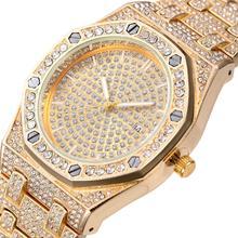 цены S1084 Women Watch Fashion Casual Quartz Watches Ladies Waterproof Wristwatch Stainless Steel Clock Date Display Relogio