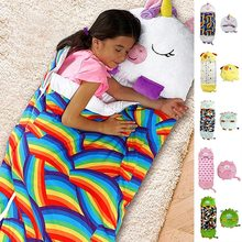 Blanket Sleeping-Bag Warm Baby Children Pillow Gift Lazy Girls Kid's New-Style Boys
