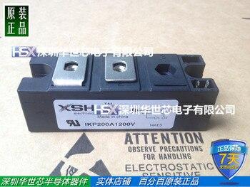 Brand new original one-way SCR 200A1200V IKP200A1200V substantial cash supply discounts--SZHSX