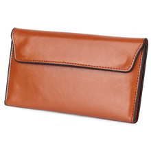Real Leather Clutch Wallets New bags for women Purse femmes card holder womens wallets and purses Fashion wallet