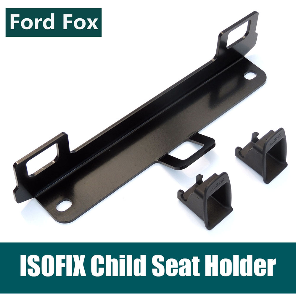 Cars Safety Seat Mount Bracket Universal Steel Latch For ISOFIX Belt Connector Seat Belt Bracket Latch For Focus Auto Parts