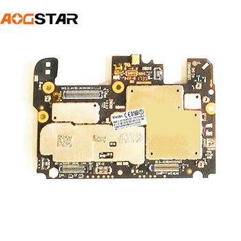 Unlocked Electronic Panel Board Mainboard Motherboard Unlocked With Chips Circuits Flex Cable For Xiaomi Mi Note3 Note 3 Global