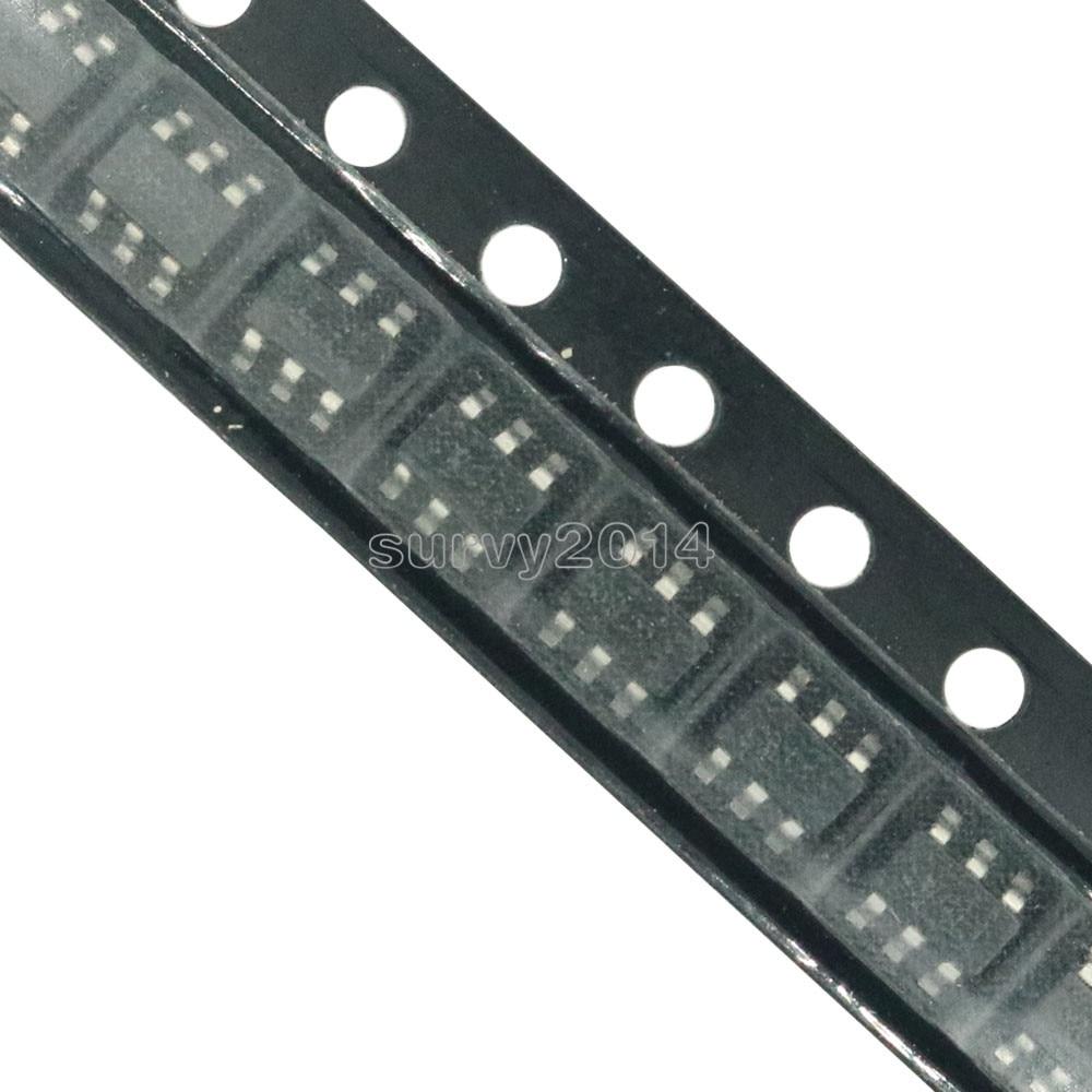 10PCS DW01 DW01D DW01A SOT23-6 NEW