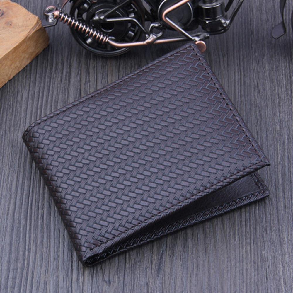 Men Bifold Business Leather Wallet ID Credit Card Holder Purse Pockets #4G24 (6)