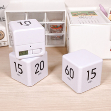 Kitchen Timer Cube-Miracle Timer-5/15/30/60minutes-management Kid Multi-Function Stylish