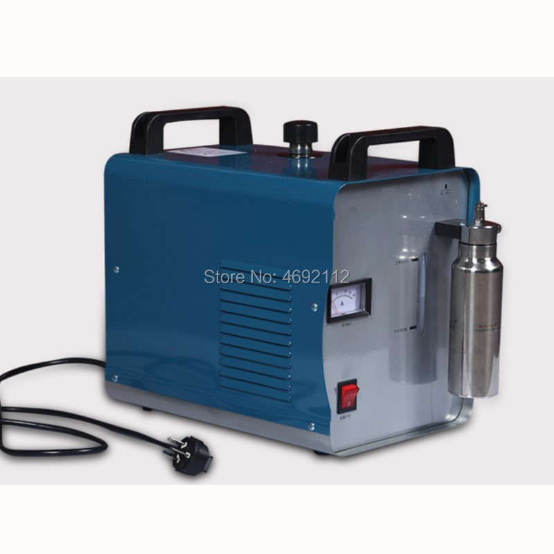 EU 75L/H Acrylic Flame Polishing Machine H160 Acrylic Polisher HHO Hydrogen Generator Machine Crystal Polishing Machine 220V
