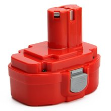 Makita 18V 3500mAh Ni-MH Replacement Battery Compatible with PA18 1822 1823 1834 1835 192826-5 192827-3 192829-9 193159-1