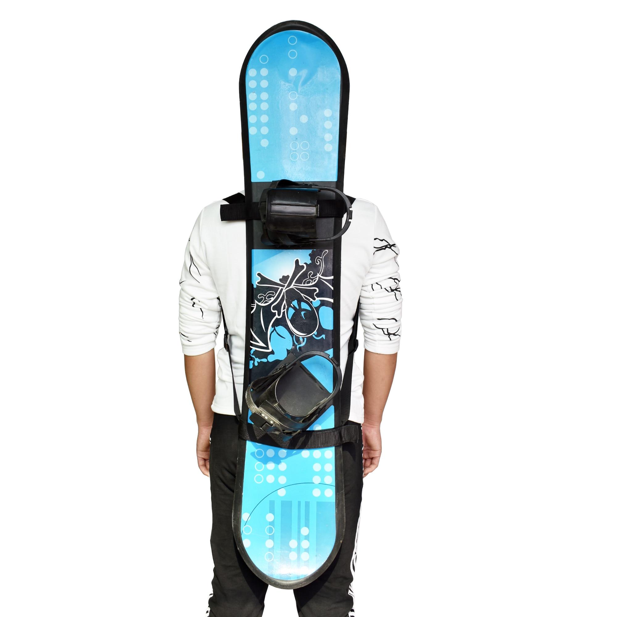 Snowboard Backpack Shoulder Strap Snowboard Backpack Carry Strap Snowboard Carrier   No Snowboard|Sleds & Snow Tubes| |  - title=