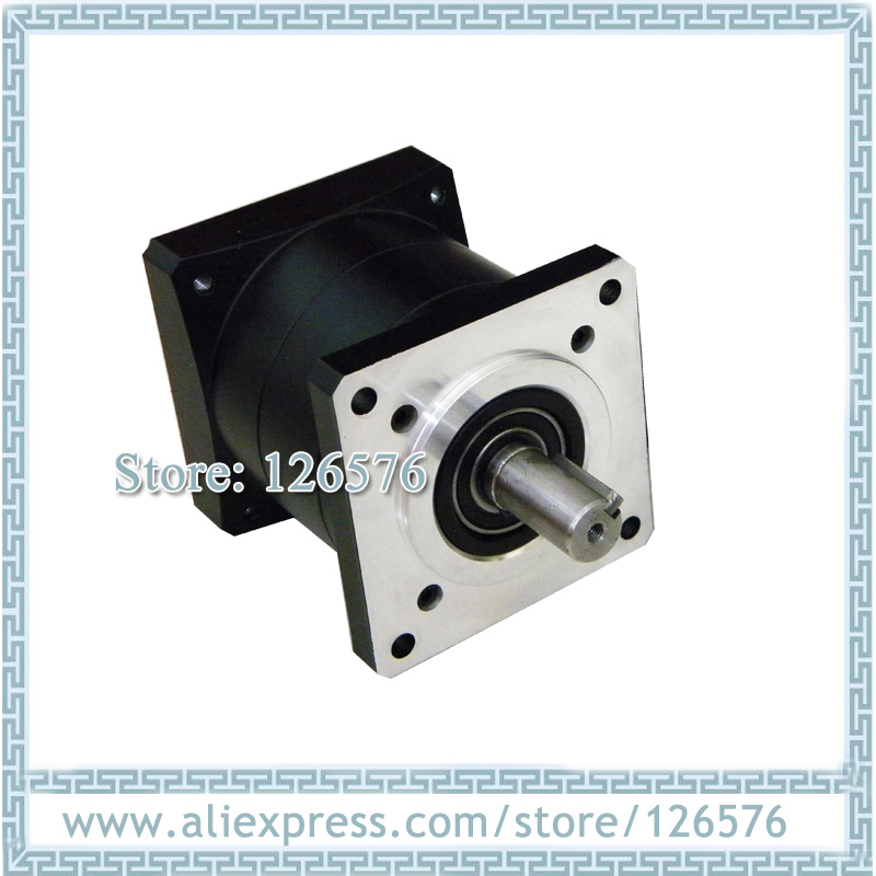 Planetary Gearbox 110 Reduction Ratio 10:1 16:1 24:1 36:1 CNC Reducer For 110 Stepper Motor/servo Motor