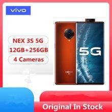 Stock Vivo Nex 3 5 S 5G teléfono inteligente Snapdragon 865 Android 10,0 de 6,89
