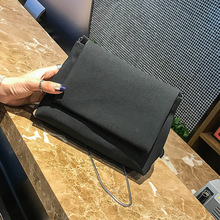 купить Fashion Scrub Leather Flap Bag Luxury Chain Handbags Women Shoulder Messenger Bags  Ladies Crossbody Bag Female Brand Pu Bags по цене 676.71 рублей