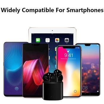 i7s tws Wireless Headphones Bluetooth 5.0 Earphones sport Earbuds Headset With Mic Charging box Headphones For all smartphones 5