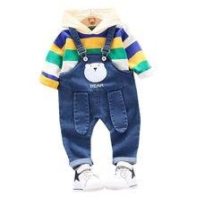 Костюм детский с ковбойским ремнем и брюками на возраст 0 3