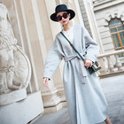 Wool Coat Female Plu...
