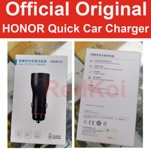 HUAWEI HONOR SuperCharge car Charger SE AP36 22.5W For HUAWEI Honor Quick Charging 5A Type C Cable Free