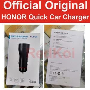 Image 1 - Ładowarka samochodowa HUAWEI HONOR SuperCharge SE AP36 22.5W do szybkiego ładowania HUAWEI Honor 5A typ C bez kabla