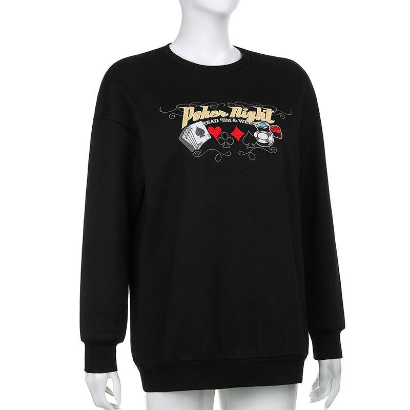 Embroidery Sweatshirt  (7)
