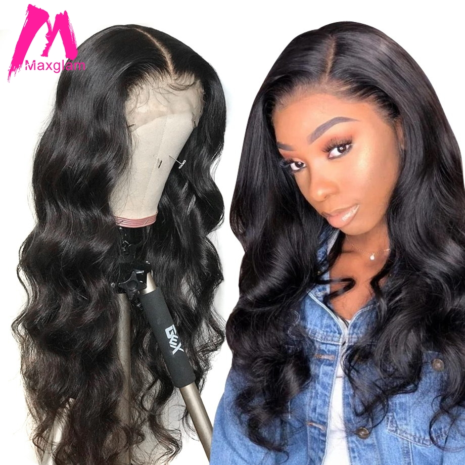 360 Lace Frontal Wig Body Wave Short Front Human Hair Wigs Brazilian Natural Pre Plucked With Baby Hair For Black Women Hd Remy