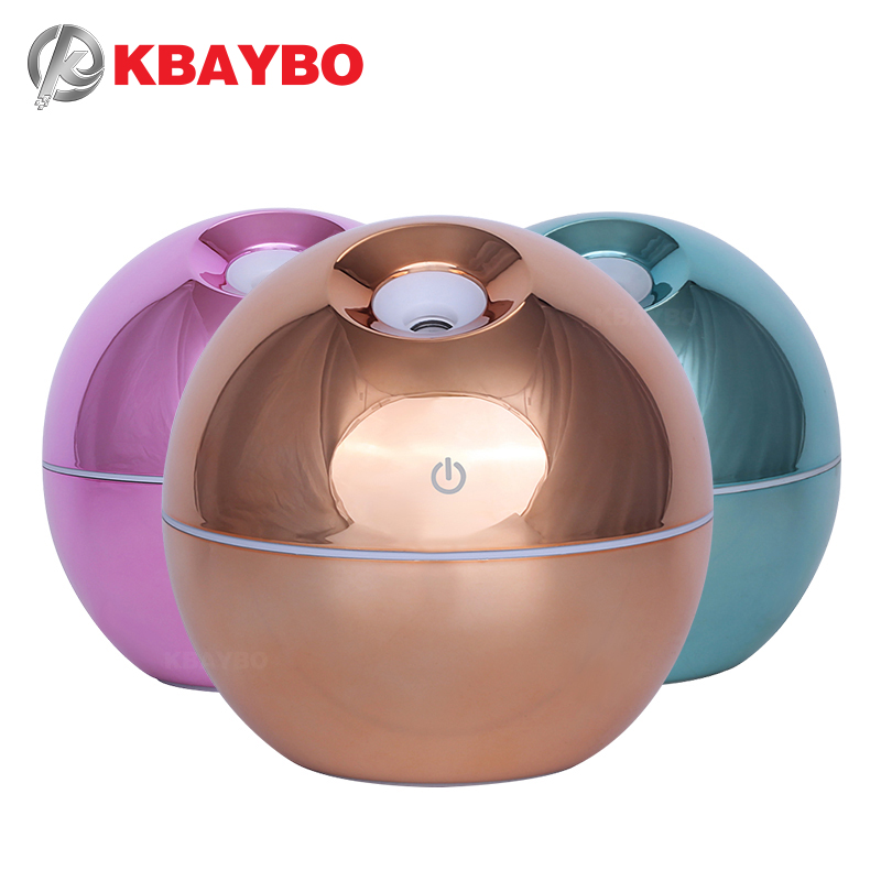 New Aroma Diffuser Ultrasonic Air Humidifier Usb Aromatherapy Nano Essential Oil Diffuser Mini Air Cool Mist Humidifie Plating