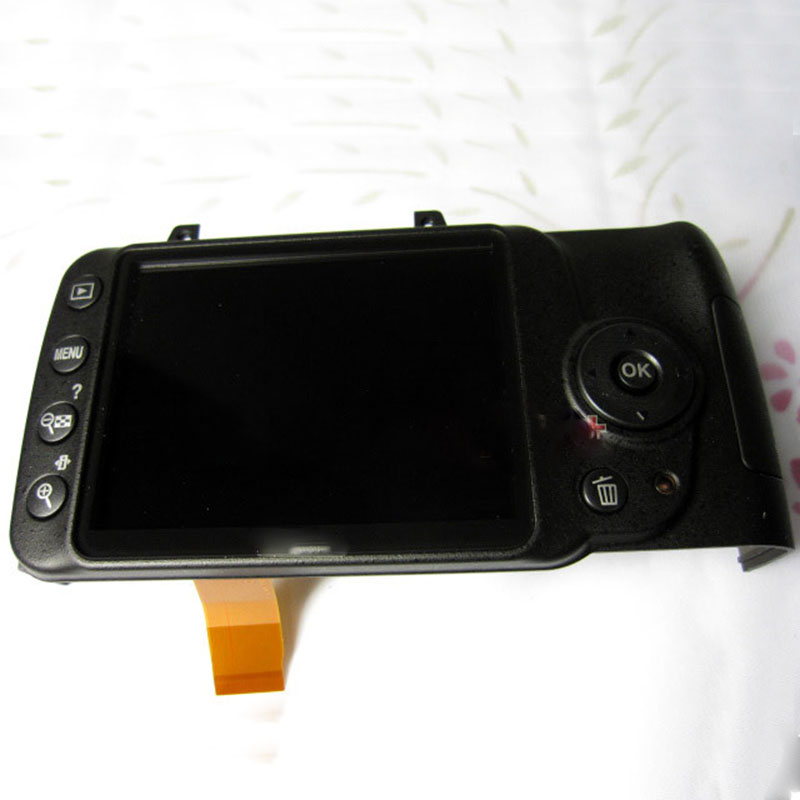 New LCD Display Screen Assy With Case Repair Parts For Nikon D3000 SLR