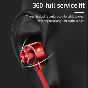 Image 4 - หูฟังบลูทูธ180MAh 16H เพลงไร้สาย BT5.0กีฬา IPX5ชุดหูฟังสเตอริโอพร้อมไมโครโฟนตัดเสียงรบกวน Freeshipping