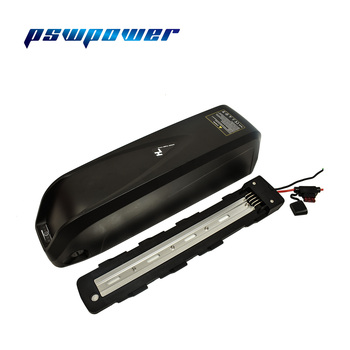 Ue bez podatku akumulator do rowerów elektrycznych Hailong G70 18650 ogniw opakowanie 48V 13Ah 48V 14 5Ah 48V 17 5Ah bateria litowa eBike pasuje do 1000W tanie i dobre opinie pswpower CN (pochodzenie) 10-20ah