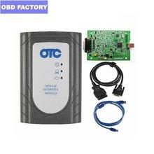 Escáner OTC Global Tech Stream GTS OTC VIM, V15.20.015, OTC, IT3, compatible con varios idiomas, V15.20.015
