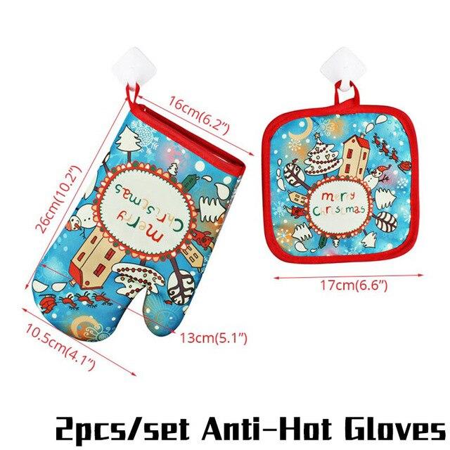2pcs glove mat