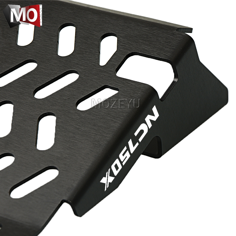 Image 5 - Motorcycle Accessories NC750X Skid Plate Engine Guard Chassis  Protection Cover For Honda NC750X NC750 X NC750 NC 750 X 2018  2019Covers
