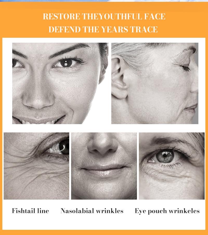 PUTIMI Anti Wrinkle Face Cream Anti-Oxidation Brighten Moisturizer Nourishing Lifting Firming Repair Skin Care Whitening Cream 3