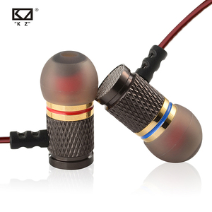 Image 3 - KZ ED Phiên Bản Đặc Biệt Mạ Vàng Nhà Ở Tai Nghe có Microphone 3.5 mét HD HiFi Trong Ear Monitor Bass Stereo Earbuds cho điện thoại