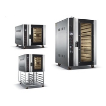 Tianyin 5 8 10 trays industrial stainless steel Bread Baking commercial electric convection oven thermal convection in microgravity