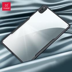 XUNDD pour Huawei Honor V6 étui de protection tablettes couverture antichoc lumière mince enfants couverture sûre transparente pour Huawei Honor V6