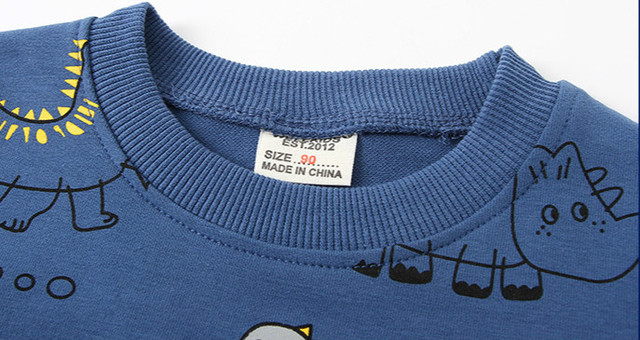 Newborn Kids boys clothes set long sleeves Baby boy tops +pants 2pcs fashion toddler baby clothing 4