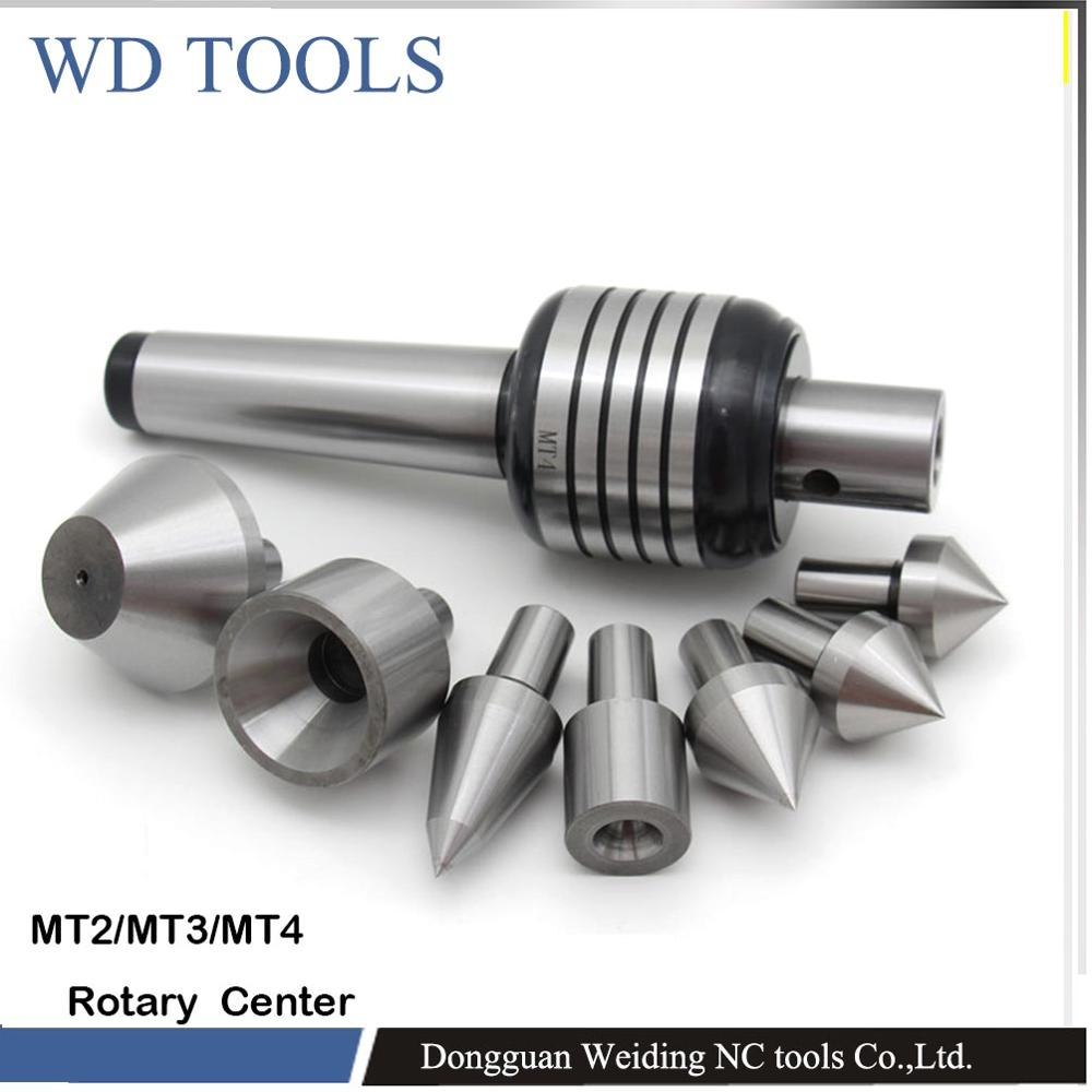 Precision mt4 plug-in rotary center mose mt2 mt3 mt4 mt5 top suit can change head multi-function thimble