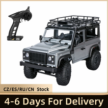 MN 99s 2.4G 1/12 4WD RC Crawler RC Car Rock Crawler Off-Road Vehicle Land Rover Vehicle RTR Models