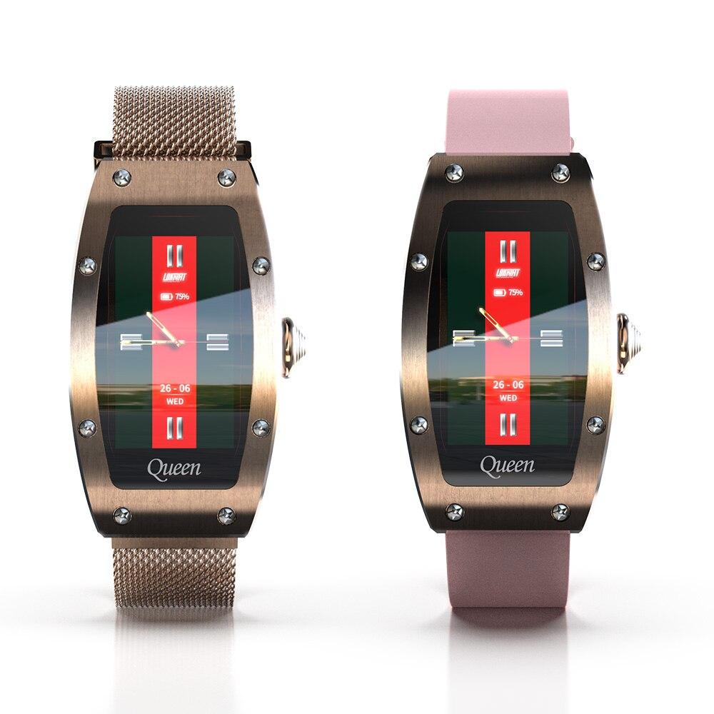 rastreador de fitness pulseira relógios chamada lembrete