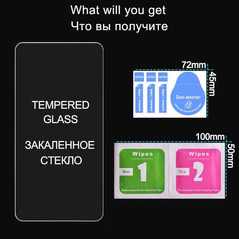 واقي للشاشة من الزجاج المقسى على آيفون 7 6 واقي للشاشة XR لهاتف آيفون 11 برو ماكس زجاج 7 8 6s X XR XS Plus حماية