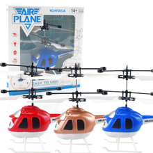 Mini Drone Quadcopter Flying Helicopter Aircraft RC Drone In