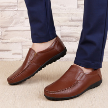 New Designer Genuine Leather Shoes Men Casual Driving Shoes Handmade Loafers Moccasins Comfort Men Flats Shoes cimim mens shoes genuine leather handmade men loafers dress men flats male driving shoes mens shoes casual sapatos masculino